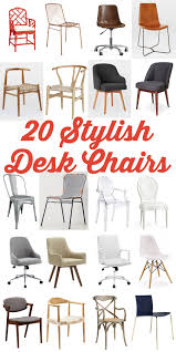 100 Stylish Office Chairs For Home 20 Desk The House Of Wood