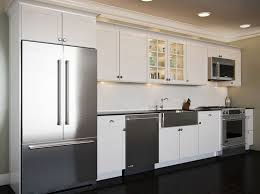 Surprising e Wall Kitchen With Island Designs 69 In line