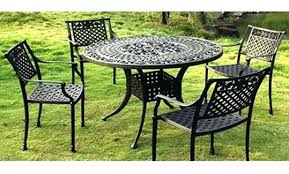 metal outdoor table and chairs – eitm2016