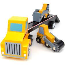 100 Truck Loader Amazoncom Tough S Wood Construction Vehicles Bulldozer