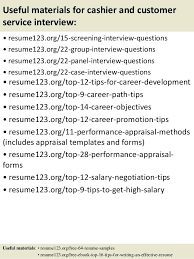 Sample Resume For Customer Service And Cashier Also Restaurant Duties Responsibilities