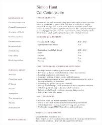 A Simple Resume Example Qualifications For Examples Key Samples