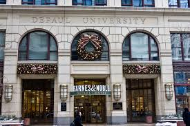 File:DePaul Center Barnes And Noble Chicago 3088174521 O.jpg ... Barnes And Noble Book Store With Blooming White Trees In Front Of Haul 1 August 13 2015 Youtube Kimberlys Journey Tales Of Norse Mythology Colctible Edition Amp Names Its Fourth Ceo Since 2013 Fortune I Spent All Day In A So Could Take Selfie With And Building Union Square New York City Ny Flickr Shopping Video Kids Character Storytime Our Trip To Whlist Bonding Over Anthropologie Space On Bethesda Row Interview Bookseller Caught Stealing At Barnes Noble Prank