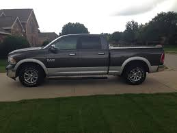 Black Step Up Bars On A Laramie?
