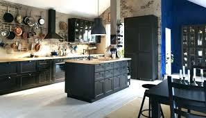 cuisine noir laqué pas cher cuisine noir laque pas cher cuisine laquee pas cher annin info