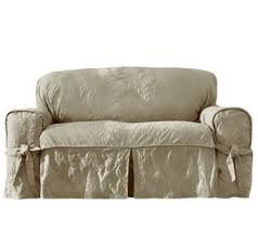 Sure Fit Sofa Slipcovers by Sure Fit U2014 For The Home U2014 Qvc Com