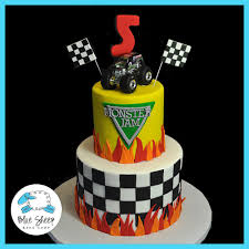 Monster Truck Birthday Cake | Blue Sheep Bake Shop Blaze The Monster Truck Themed 4th Birthday Cake With 3d B Flickr Whimsikel Birthday Cake Cakes Decoration Ideas Little Grave Digger Beth Anns Blakes 5th Bday Youtube Turning Stones Blog Trucks Second Generation Design Monster Truck Cakes Hunters Coolest Homemade Colors Party Food Plus Jam