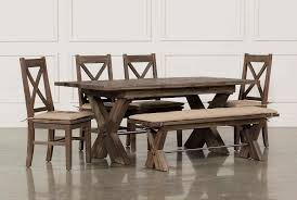 Mallard 6 Piece Extension Dining Set