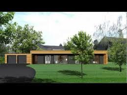 maison ossature bois cle en www booa fr montage en une journée d une maison ossature bois