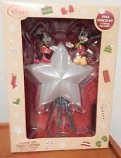 Christmas Tree Toppers Disney by Disney Tree Topper Ebay