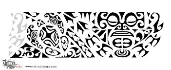 Tattoo Of Whakapapa Lineage Descent