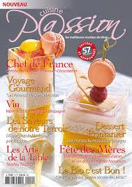 magazine de cuisine magazine cuisine édition n 2
