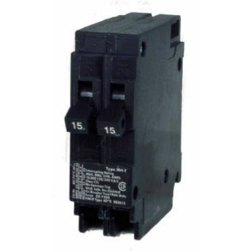 Murray MP1520 Single Pole Circuit Breaker - 15 Amp and 20 Amp, 120V