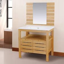Narrow Depth Bathroom Vanity Canada by Cabinet Beautiful Unfinished Maple Wood Vanity Table Stand For