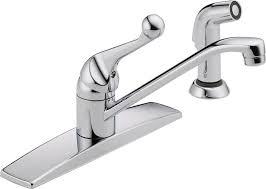 Delta Faucet Lakeview 59963 Sssd Dst by Kitchen Faucet Fabulous Delta Victoria Delta Single Hole Kitchen