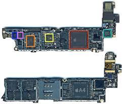 s of iPhone 4S 5 Logic Board Suggest A5 Processor Mac Rumors