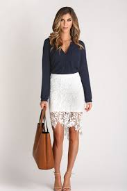 best 25 white lace skirt ideas only on pinterest lace skirt