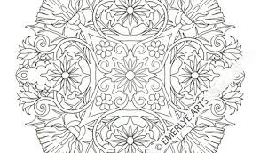 Free Printable Mandala Coloring Pages For Kids