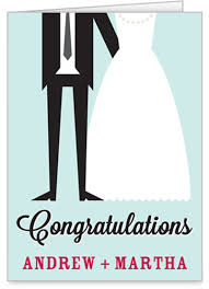 Wedding Congratulation Card Messages