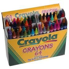 Crayola Bathtub Crayons 18 Vibrant Colors by Crayola Crayons Ebay