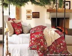 Beuatyfull Christmas Bedroom Decorating Ideas