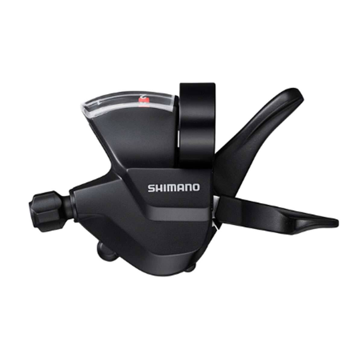 Shimano Altus M315 3 Speed Front Shifter Black