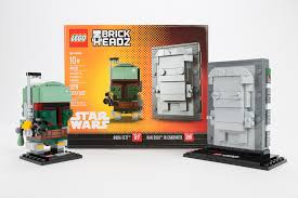 LEGO Reveals NYCC-exclusive BrickHeadz Of Boba Fett And Han Solo In ... Lego Technic 2in1 Mack Truck Hicsumption Moc Tanker Itructions Youtube Lego City 3180 Tank Speed Build Main Transport Remake Legocom Fire Station 60110 Ugniagesi 60016 The Next Modular Building Revealed Brickset Set Guide And Road Repair Juniors Toys Stop Motion Rescue Brick Expands Its Brickbuilt Lineup With New 2500piece Duplo My First Cars Trucks 10816 Ireland