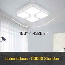 SG LED Ceiling Light Fixtures Dimmable 3000K 15W Equal To
