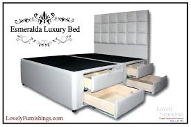 Waterbed Headboards King Size by Full Queen Bed Frame King Size Bed With Storage Fascinating