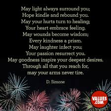 May Light Always Surround You Hope Kindle And Rebound Your Hurts Turn