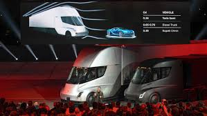 100 Aerodynamic Semi Truck This Tesla Truck Is More Aerodynamic Than A Bugatti