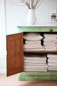 Beautifully Organized Linen Closets Cupboards & Shelves