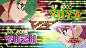 Strongest Yugioh Deck Ever by File Yuya Vs Yuzu Arcv 02 Png Yu Gi Oh Fandom Powered By Wikia