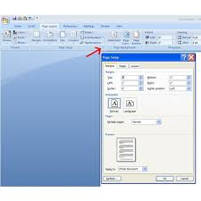 How To Print Portrait And Landscape Pages In The Same Word 2007
