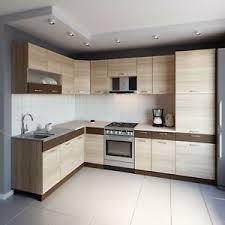küche l form alina mit hochschrank 180 x 290 cm küchenzeile