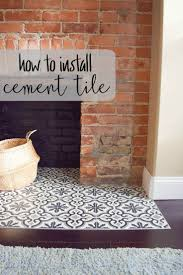 Can You Lay Stone Tile Over Linoleum by Best 25 How To Install Tile Ideas On Pinterest Installing Tile