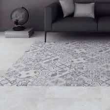 Grey Floor Tiles White Walls Living Room Tile Texture Seamless