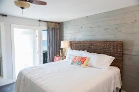 Rustic Chic Master Bedroom Renovation From HGTV s Beach Flip