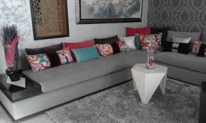tissu canapé marocain seduisant canape design salon marocain kabila haut avec