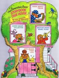 The Berenstain Bears Christmas Tree Book by Berenstain Chronology Timeline Timetoast Timelines