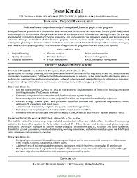 100 Agile Resume Project Manager Examples Project Manager Example