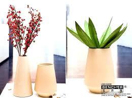 Dining Table Vase Ceramic Modern Living Rooms Floral Decoration Home