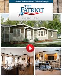 Clayton E Home Floor Plans by The Patriot From Clayton Homes Down East Homes Of Beulaville 28518