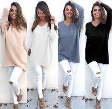 2017 2016 Winter New Fashion Woman Cotton Casual Dress V Neck