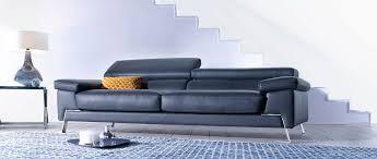 canap roche bobois soldes canape cuir italien contemporain relax electrique solde marron