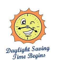 Daylight Saving Time Begins Calendar History start date & Facts