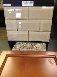 can t decide on a backsplash with a busy granite