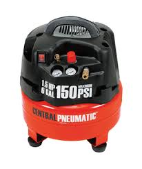 Central Pneumatic Floor Nailer Troubleshooting by Harbor Freight Compressors