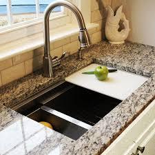 33x22 Undermount Kitchen Sink by Nantucket Sinks Pro Series 30