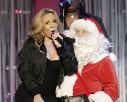 Who Sang Rockin Around The Christmas Tree by Dear Mariah Carey All I Want For Christmas Is A Non